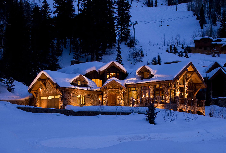Highlands Residence Aspen Architects