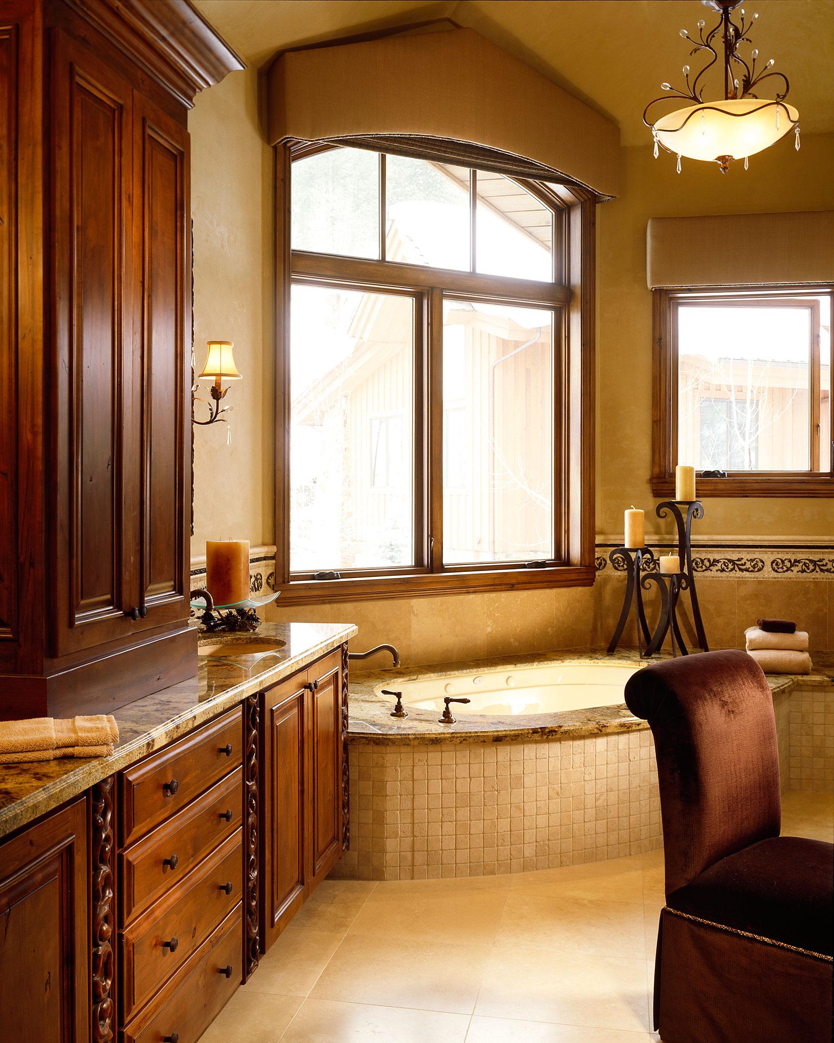 Master Bath Brewster McLeod Architects