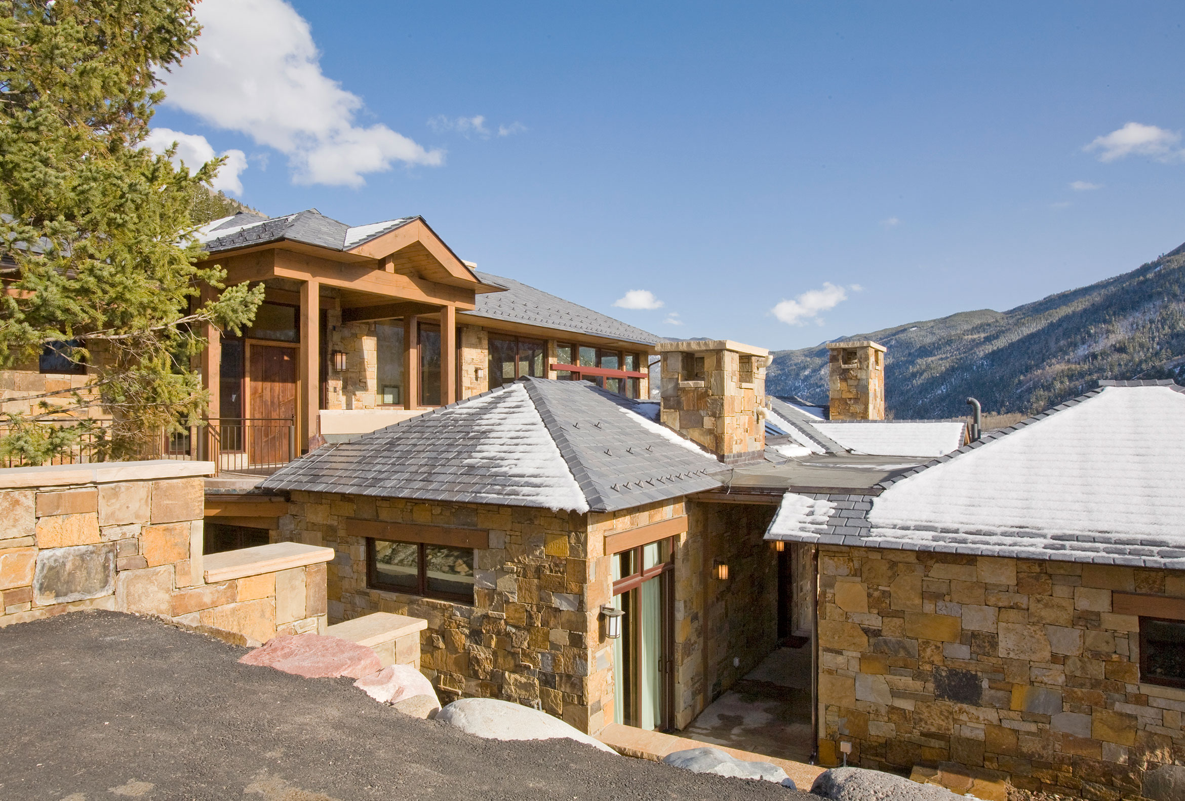 Brewster McLeod Colorado Mountain Architects