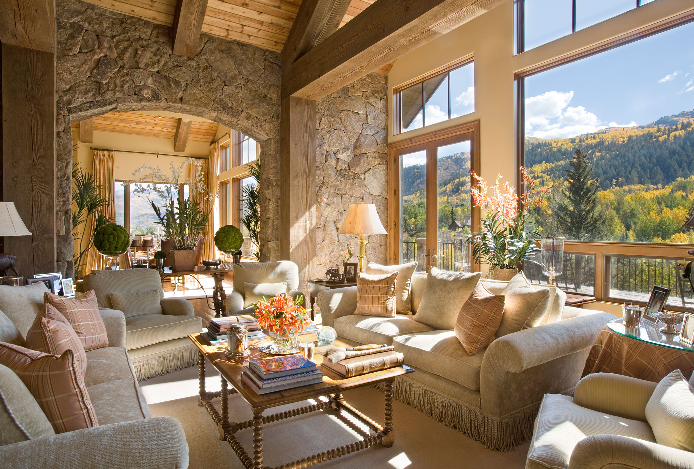 Private Residence Aspen Brewster McLeod Architects