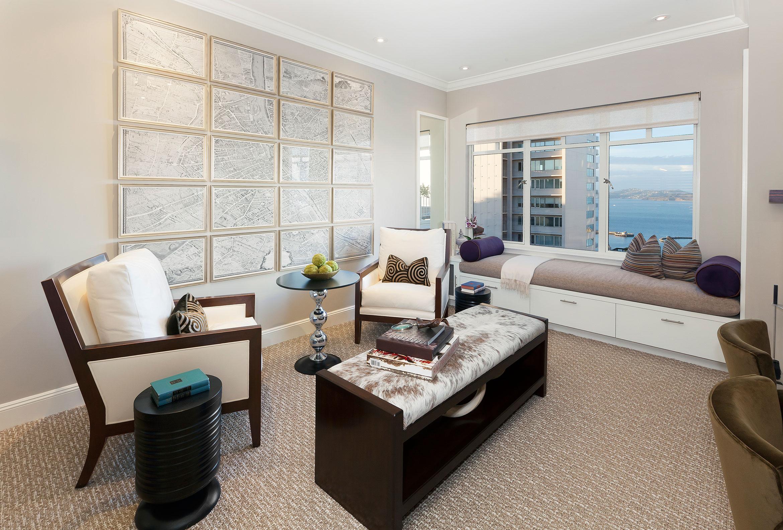 San Francisco Penthouse Brewster McLeod Architects