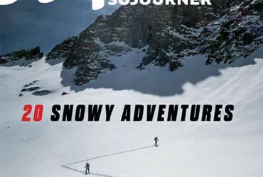 Aspen Sojourner magazine cover