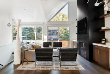 Aspen Duplex designed by Brewster McLeod Architects