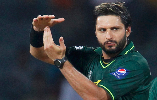 Shahid Afridi expressed himself unknown with T-20 rules
