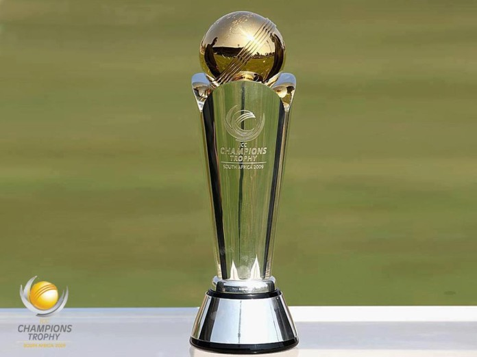 Seven top ranked teams qualified for the Champions trophy