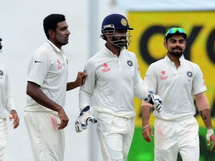 India won by 278 runs in the second test match against Sri Lanka