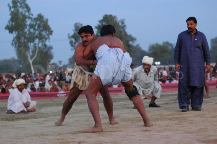 An Overview of Regional Sports of Sindh