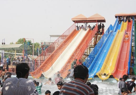Picnic World Water Park: