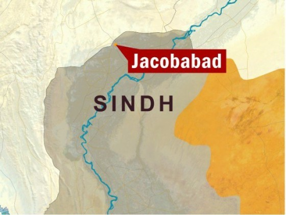 A Brief Outlook on Jacobabad