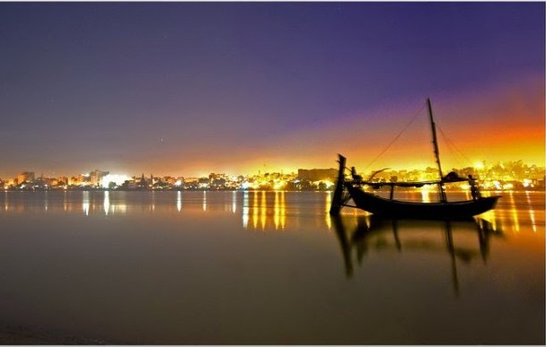 Sukkur , the 2nd large city of Sindh