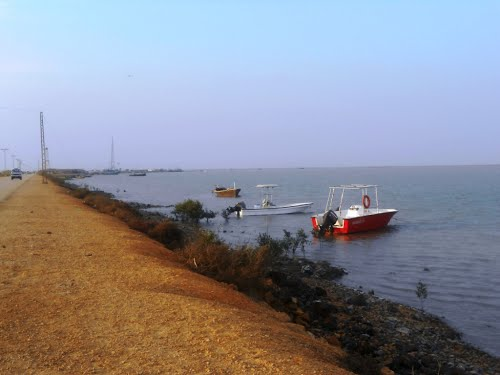 Keti Bunder – A place that never became 3rd port of Sindh