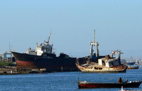 Barbarikon: The Contemporary Sea Port of Karachi, Sindh