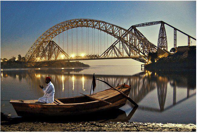 Lansdowne Bridge: The Phenomenal Structure of Sindh Province