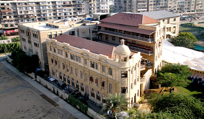 NUSSERWANJEE BUILDING: THE UNIQUE ARCHITECTURAL HISTORY OF SUBCONTINENT