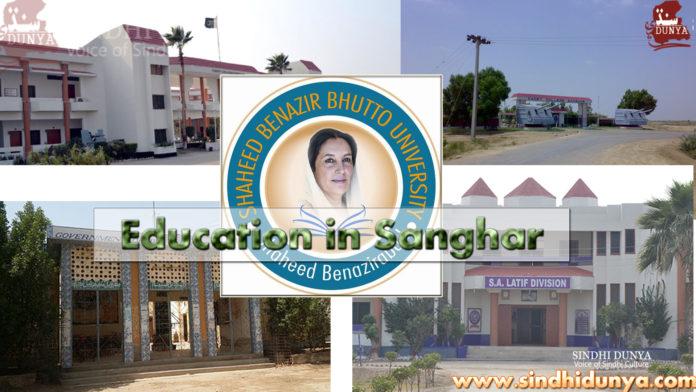 Education in Sanghar