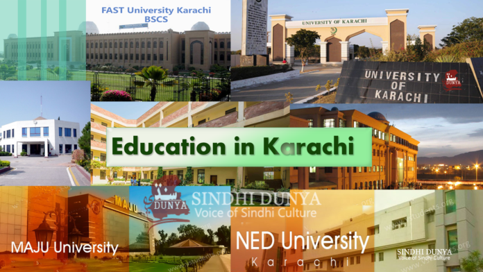 Looking for Education in Karachi?
