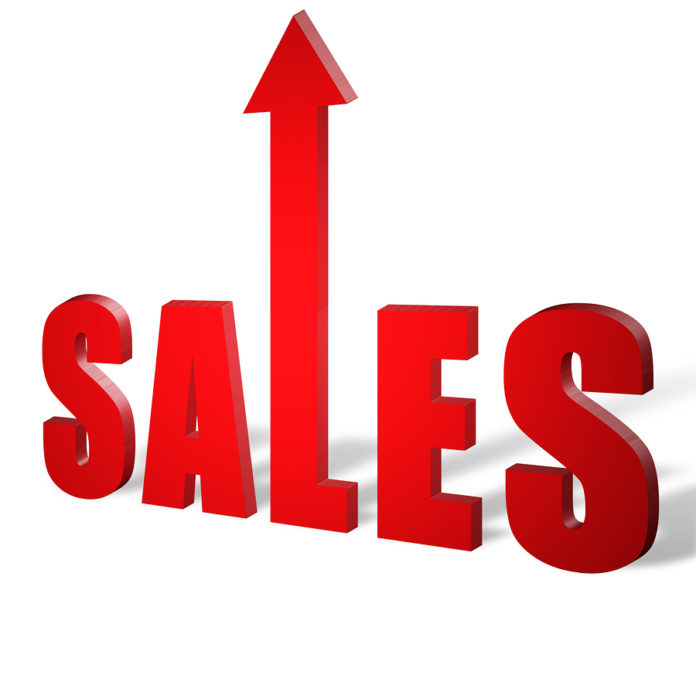 Sales in Sindh
