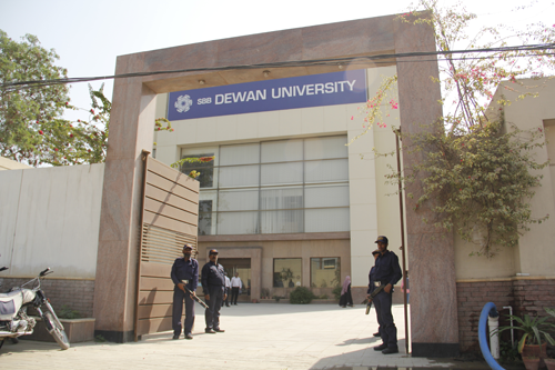 Dewan University – An Institute of Contemporary Knowledge