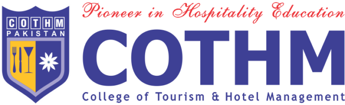 College of Tourism & Hotel Management – The Leading Hotel School