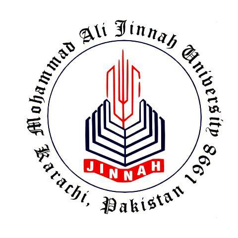 Mohammad Ali Jinnah University: In Pursuit Excellence