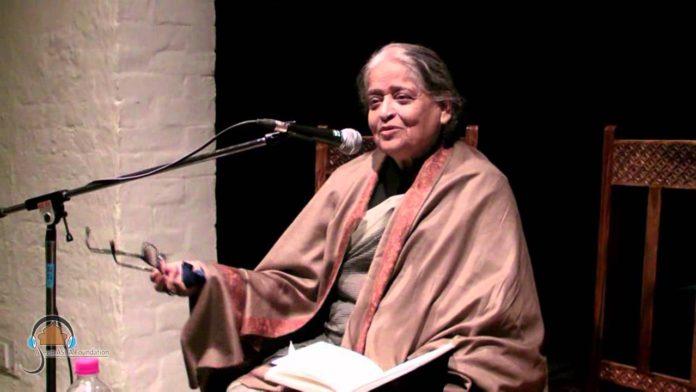 Zehra Nigah: The Prominent Poet and Scriptwriter of Sindh