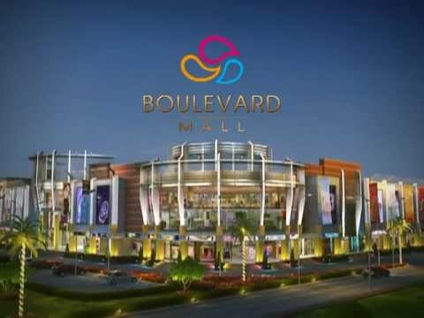 Boulevard Mall: The Contemporary Architecture of Sindh