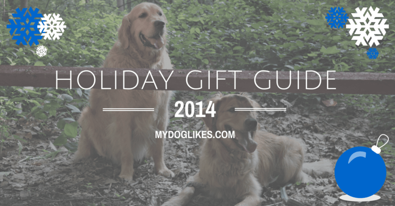 Don't forget all the furry friends on your shopping list! Get some great ideas and special deals in MyDogLikes 2014 Holiday Gift Guide!