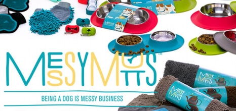 Messy Mutts Graphic