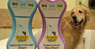 MyDogLikes reviews Organic Oscar dog shampoos