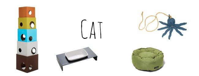 Amato Pet also has a large selection of beautiful products for cats including cat towers, cat toys, and cat beds! These were a few of our favorites!