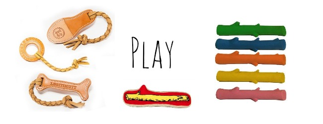 Amato Pet only sells dog toys that are tough and durable. These were a few of their toys we would love to try!