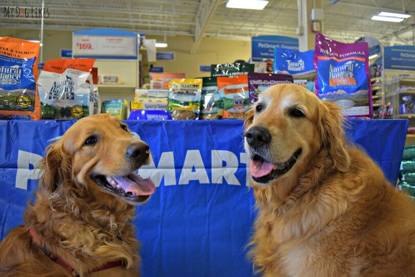 Did you know that you can now purchase Natural Balance at PetSmart?