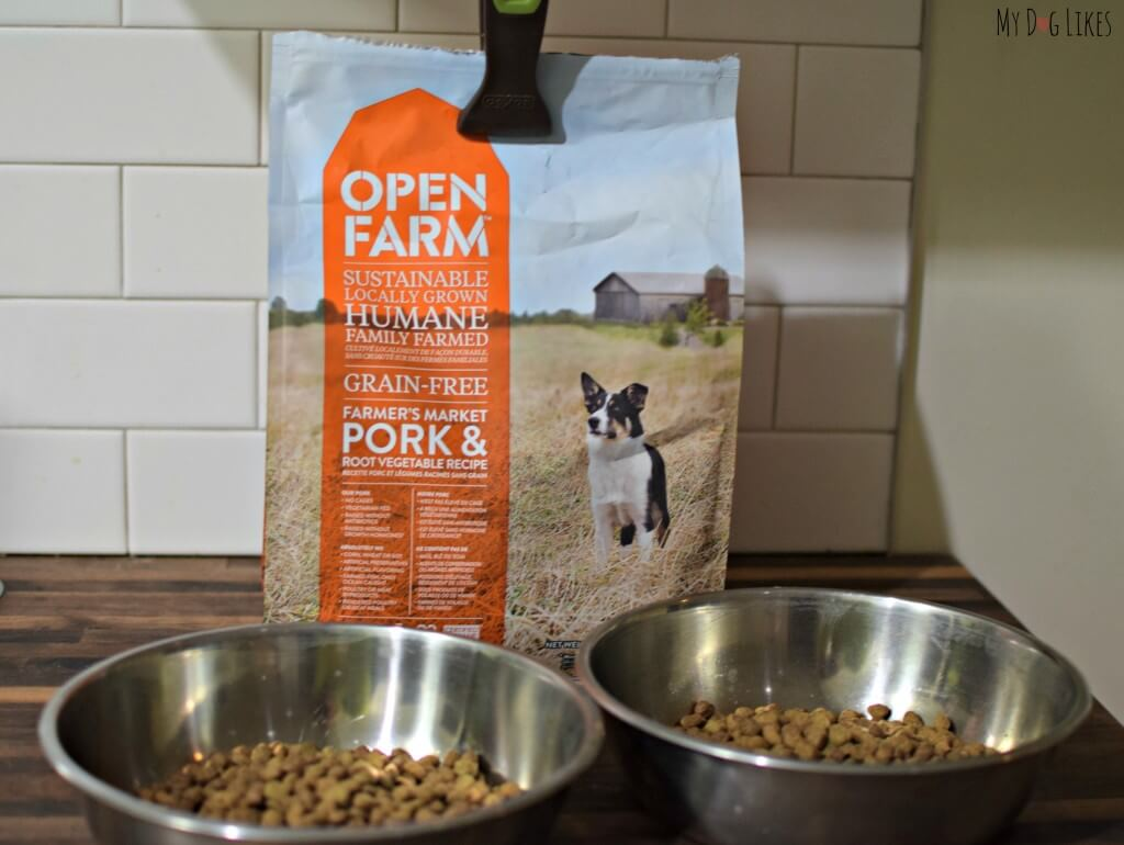 Open Farm Dog Food Review