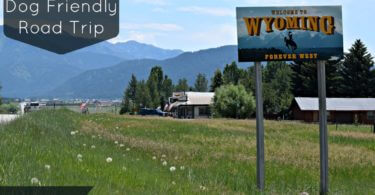 Road Trip Day 8 - Welcome to Wyoming