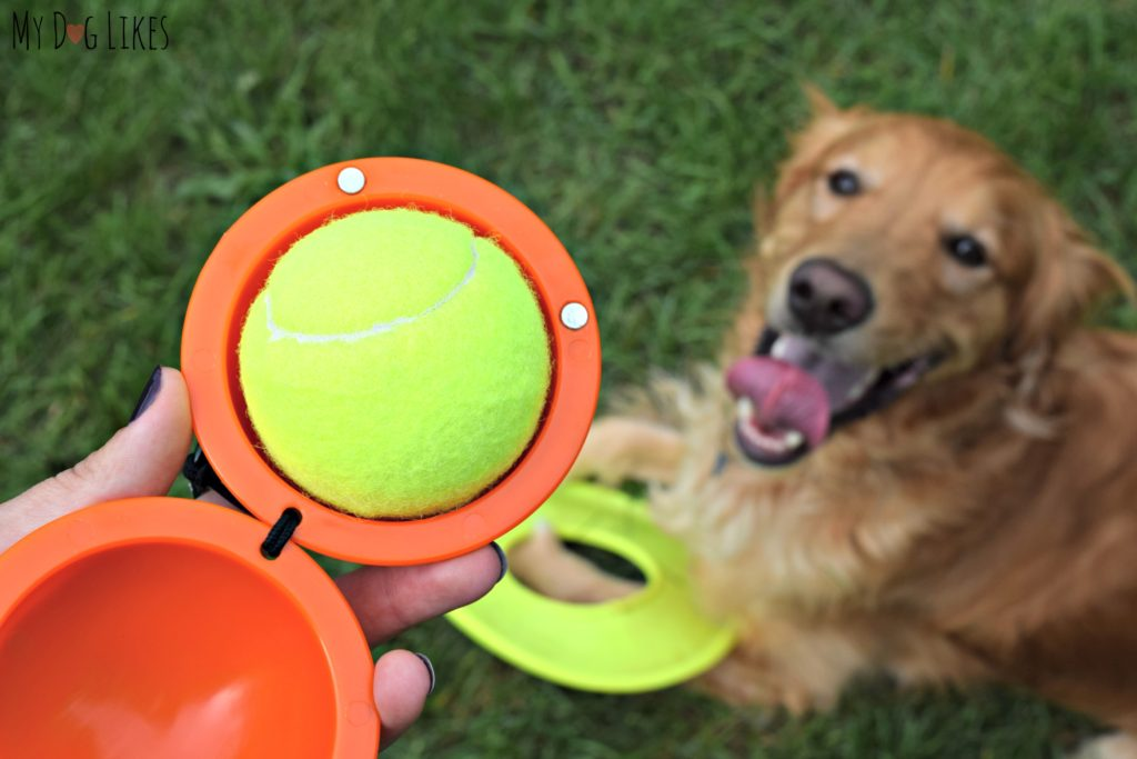 Opening up our Fetch It Case - it's time to play!