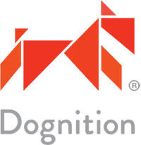 The logo for Dognition