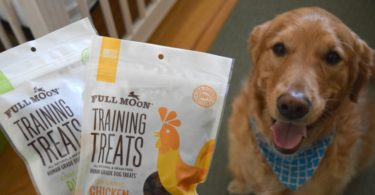 Full Moon Training Treats Review from MyDogLikes.com