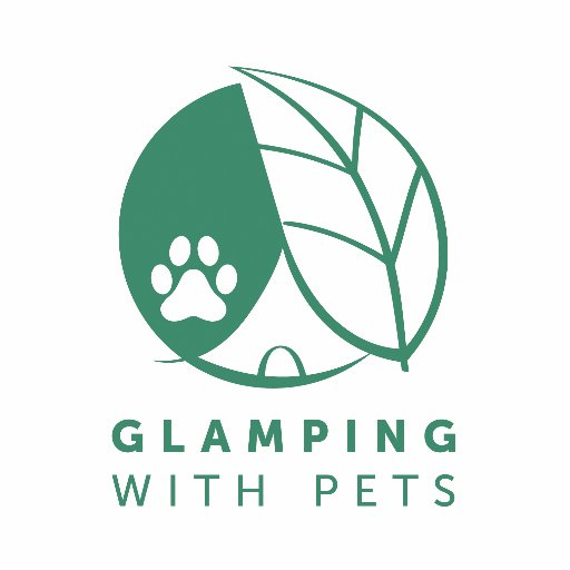 Glamping with Pets Logo