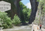 Hiking Virginia's Natural Bridge State Park with Dogs
