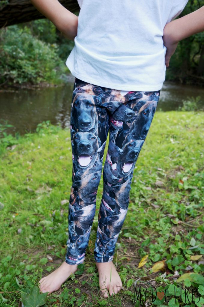 Custom Leggings from Pet Printz