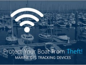 boat gps tracking unit
