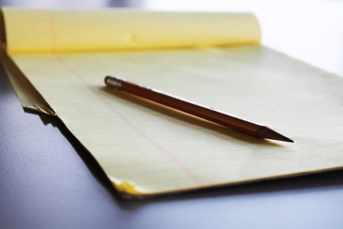 Pad-With-Pencil