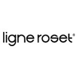 Black and White Ligne Roset Company Logo