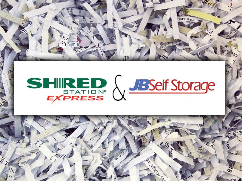 Paper Shredding Is Here!