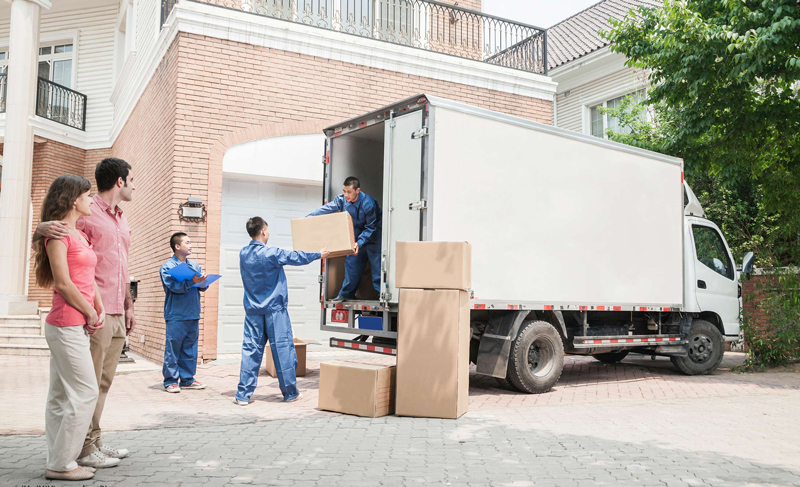 Moving day, lets all move on the same day!