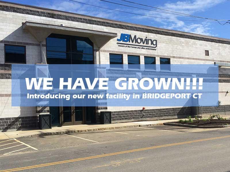 New Bridgeport Location is now open!