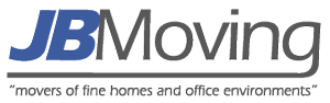 JB Moving Services Logo