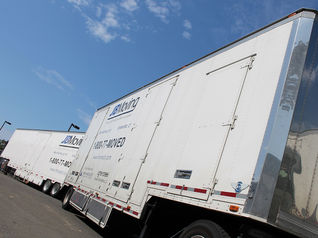 Long and Long distance Trailers