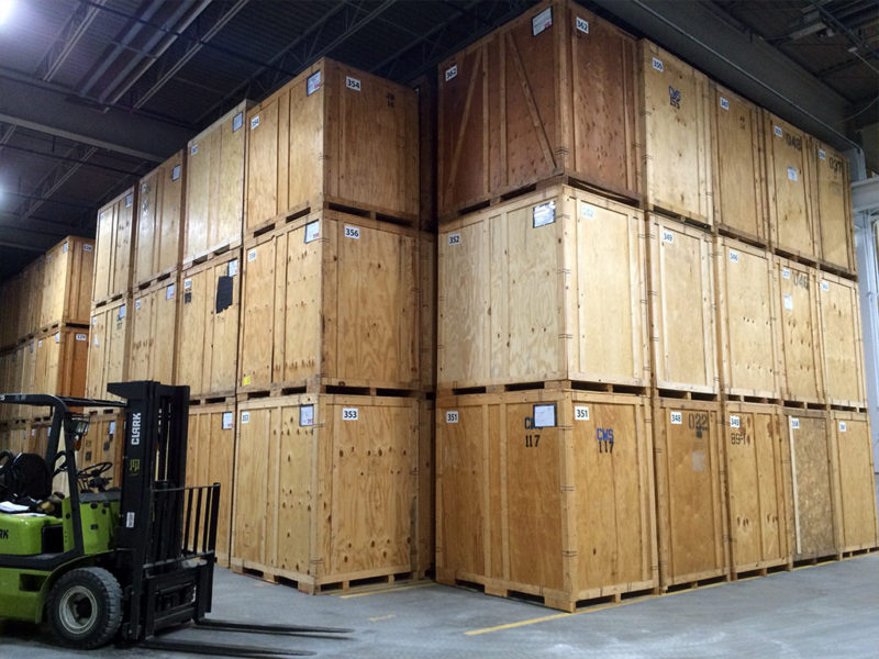 Bridgeport Storage Containers