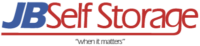 JB Self Storage Logo